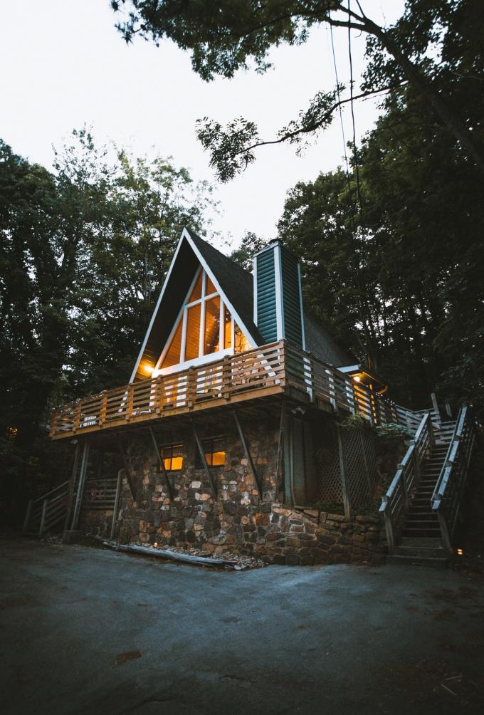 Tremendous Little Green Cabin Gatlinburg Tennessee Download Free Architecture Designs Scobabritishbridgeorg
