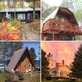 Best Cabin Rentals in the UP