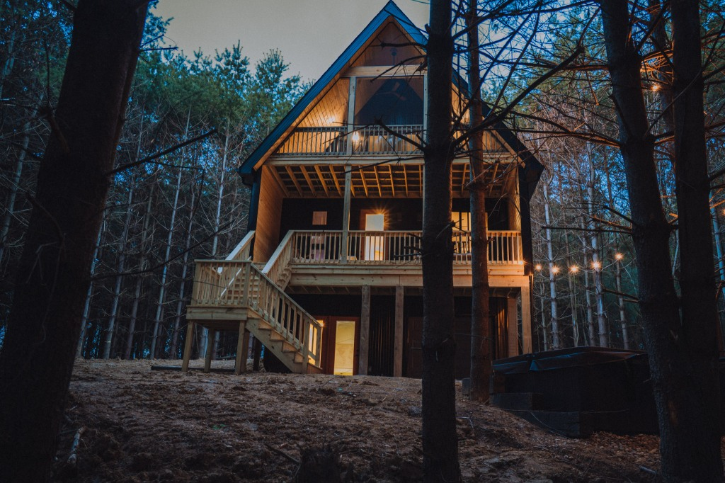 Hocking Hills Vacation rental for large families