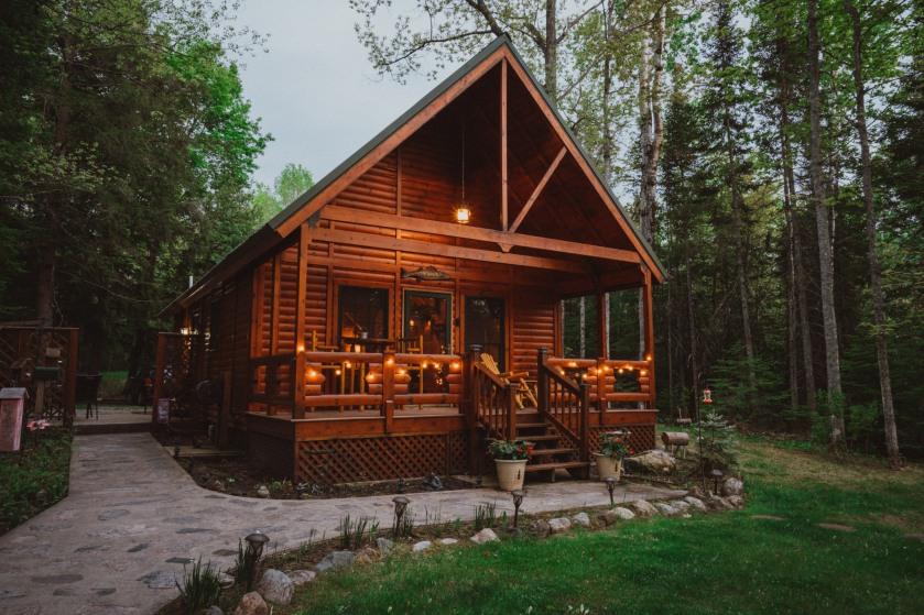 Onaway Black Lake Cabin Rental