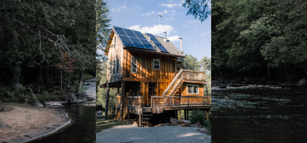 the best airbnb's in mountain, wisconsin